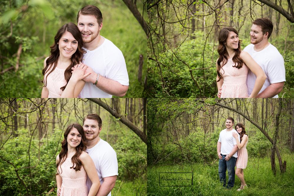 Wellsburg, WV Engagement Photography
