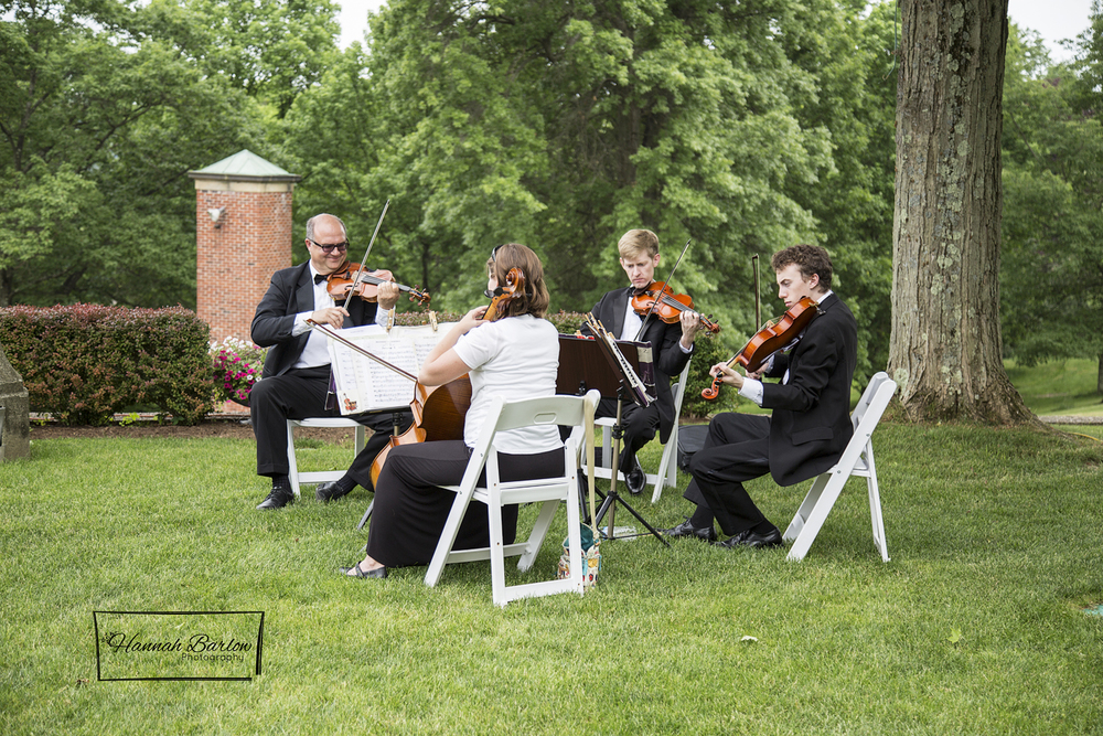 Oglebay Wedding Photo, Wheeling WV String Music Wheeling Park