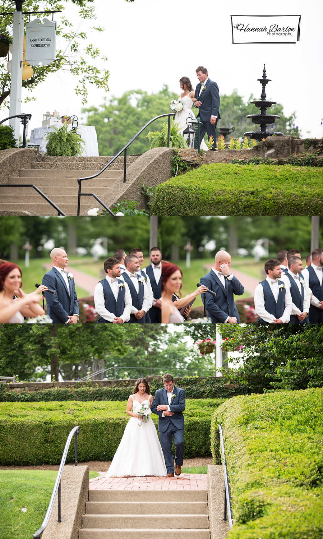 Oglebay Wedding Photo, Wheeling WV