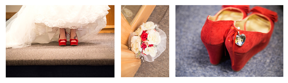 Weirton, WV Wedding Photographer Detail Photo