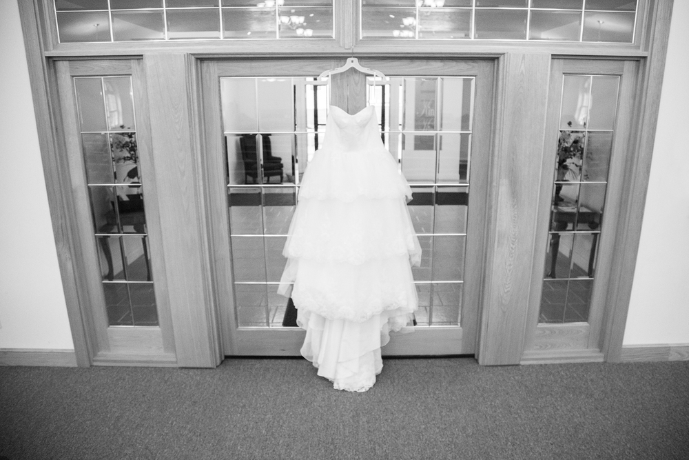 Weirton, WV Wedding Photographer Dress Photo