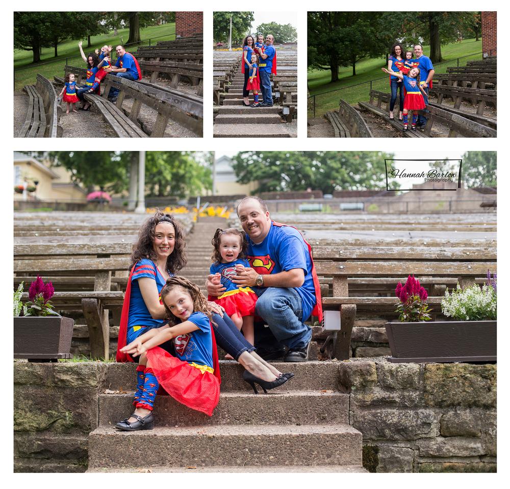 Family Pictures Oglebay
