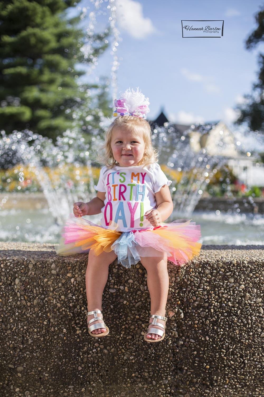 Oglebay 2nd Birthday and Family Photos