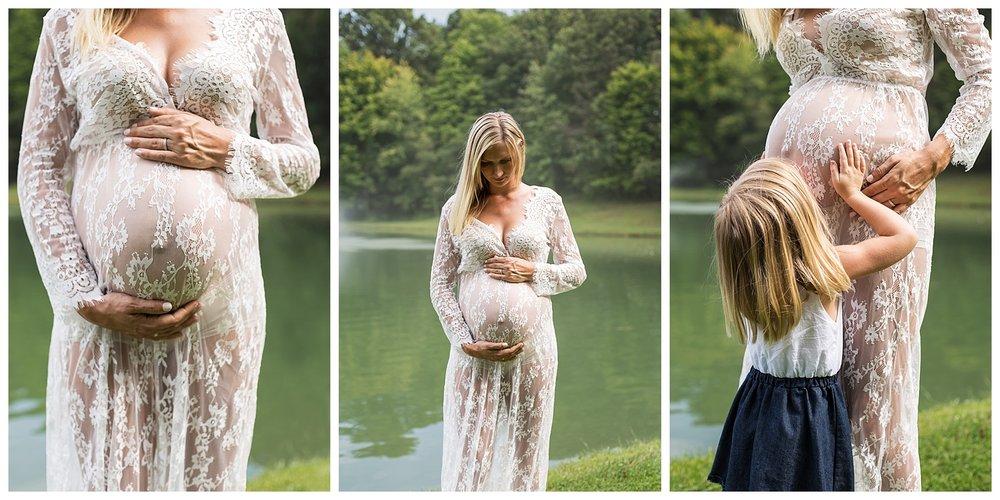 Lake Maternity Photo Wellsburg, WV