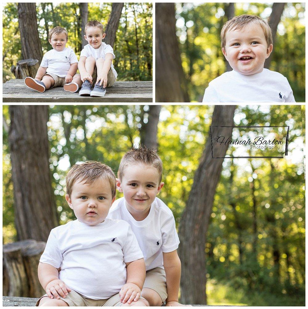 Tomlinson State Park Children's Photos
