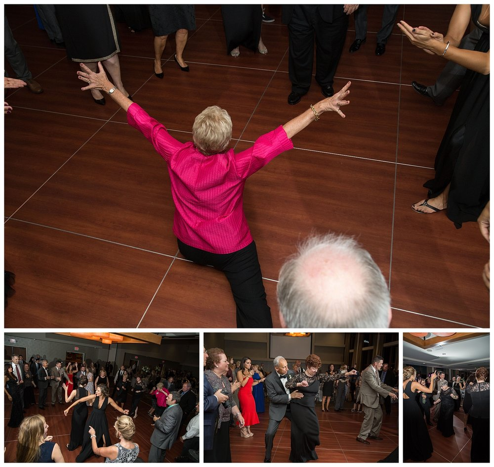Wyndham Grand Pittsburgh Reception Photography