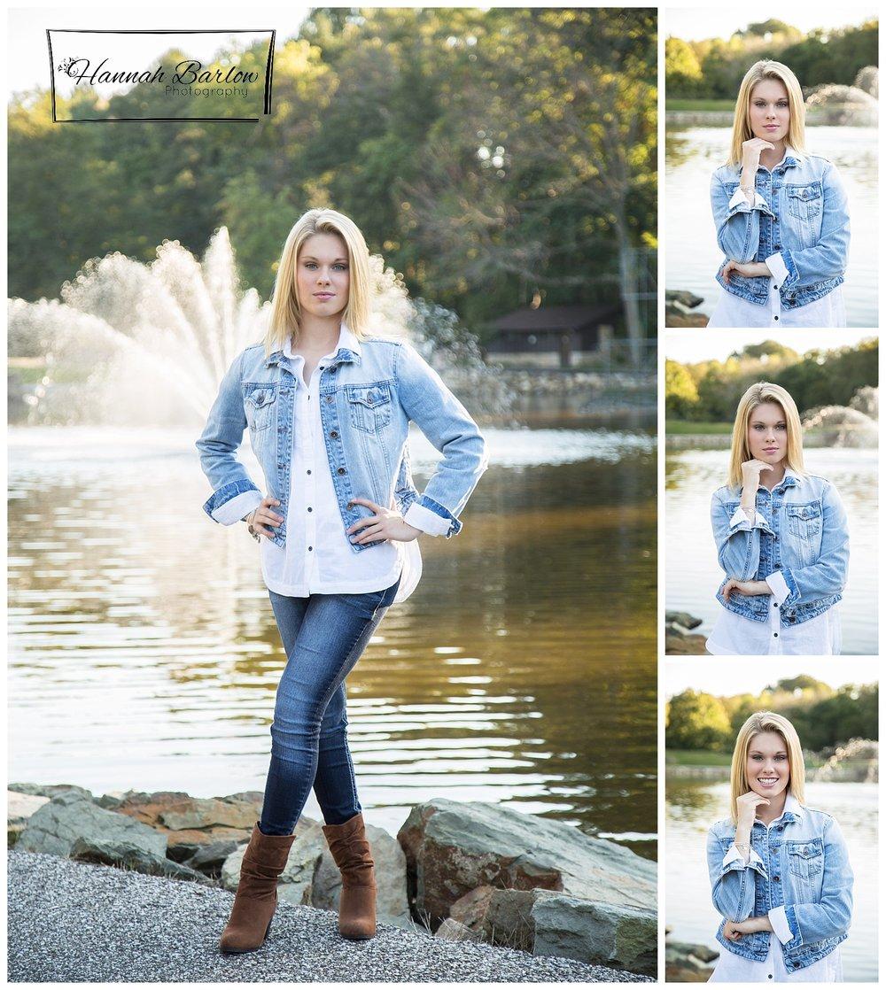 Oglebay High School Senior Pictures