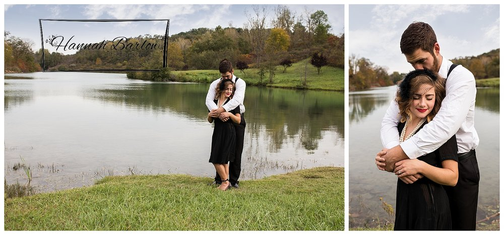 Engagement Session - Friendship Park OH