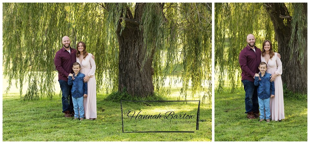 Bentleyville, PA Fall Engagement Photos