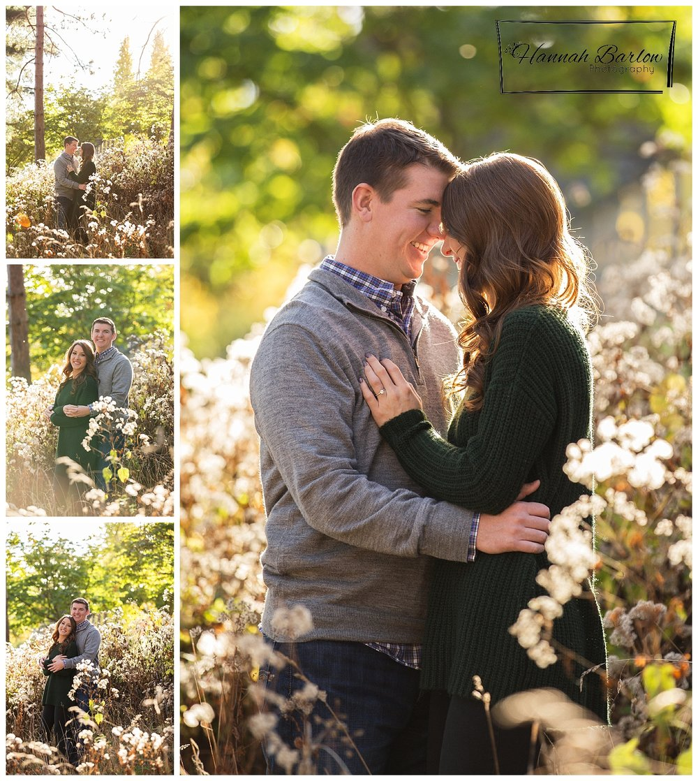 Oglebay Engagement Photos