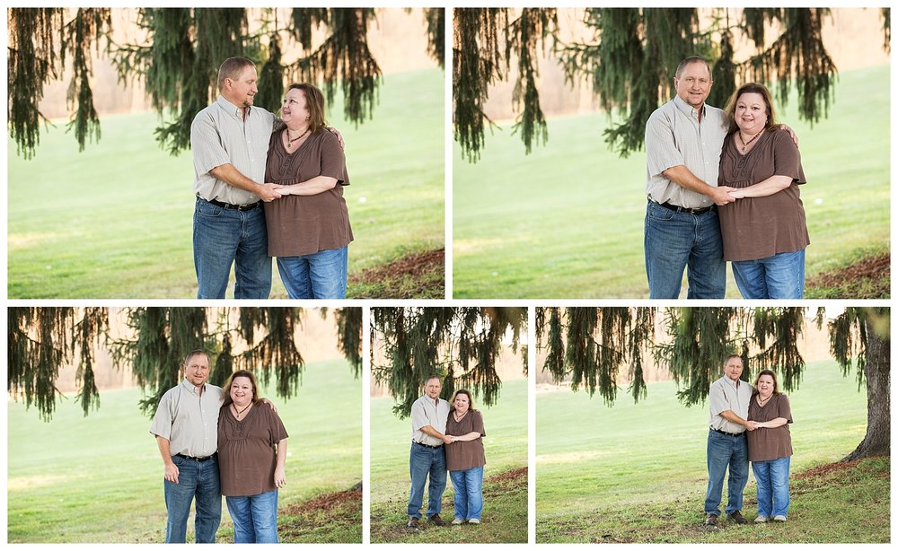 Couple's Photography Session Wellsburg, WV