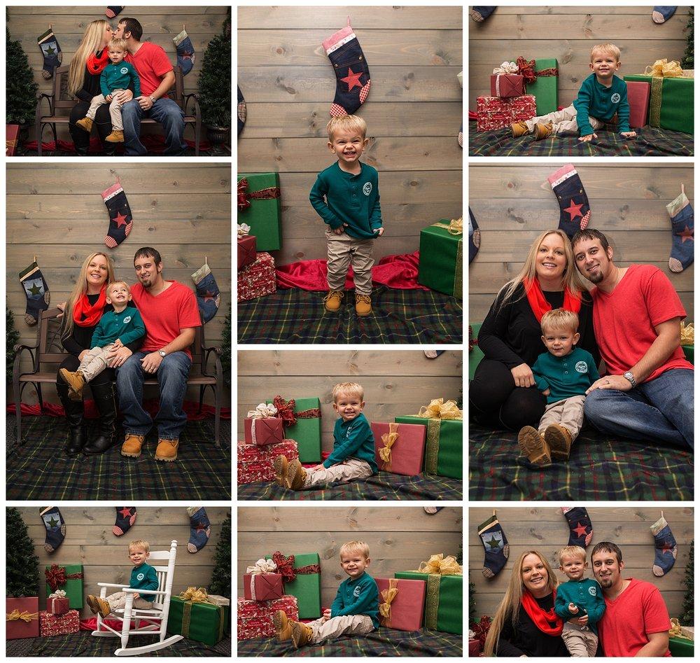 Christmas Mini Sessions Wellsburg, WV