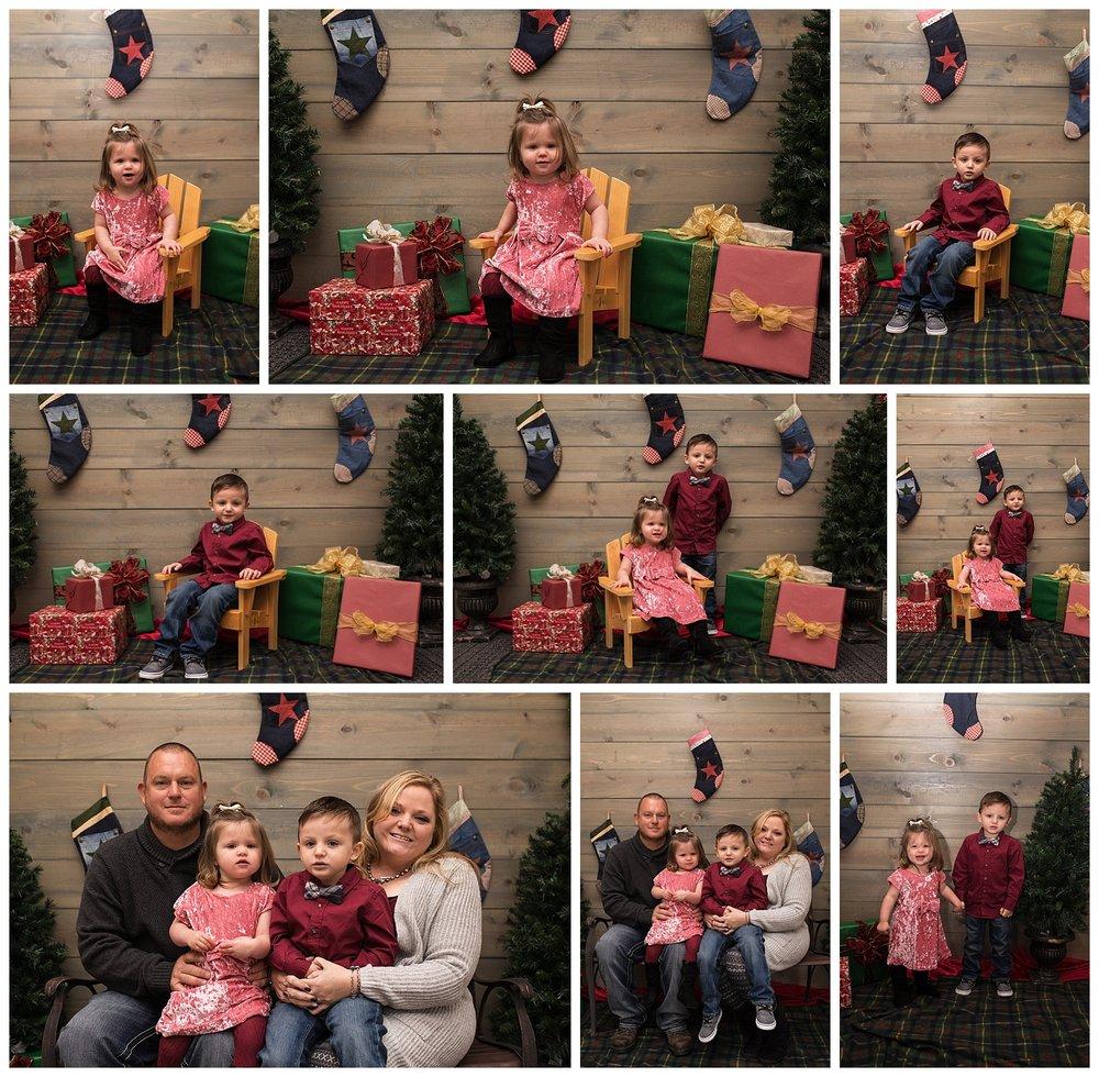 Christmas Portraits Wellsburg, WV