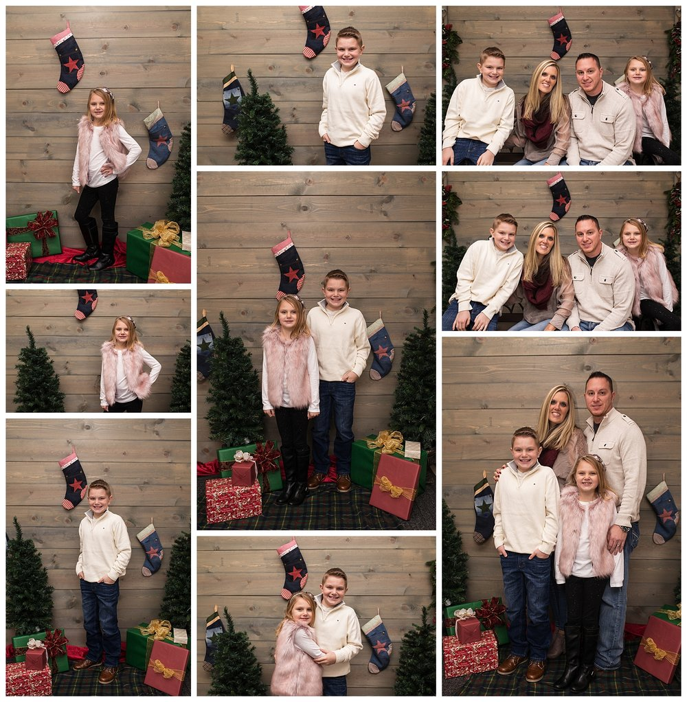 Christmas and Holiday Mini Sessions Wellsburg, WV
