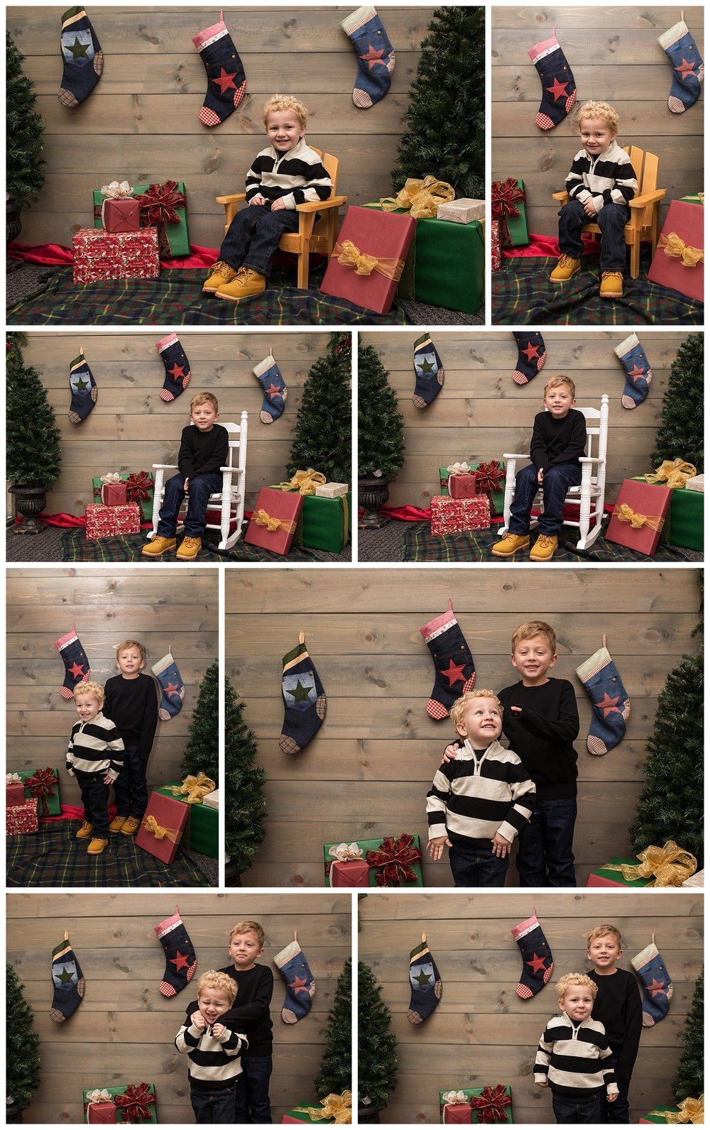 Children's Christmas Photos 2016 Wellsburg, WV