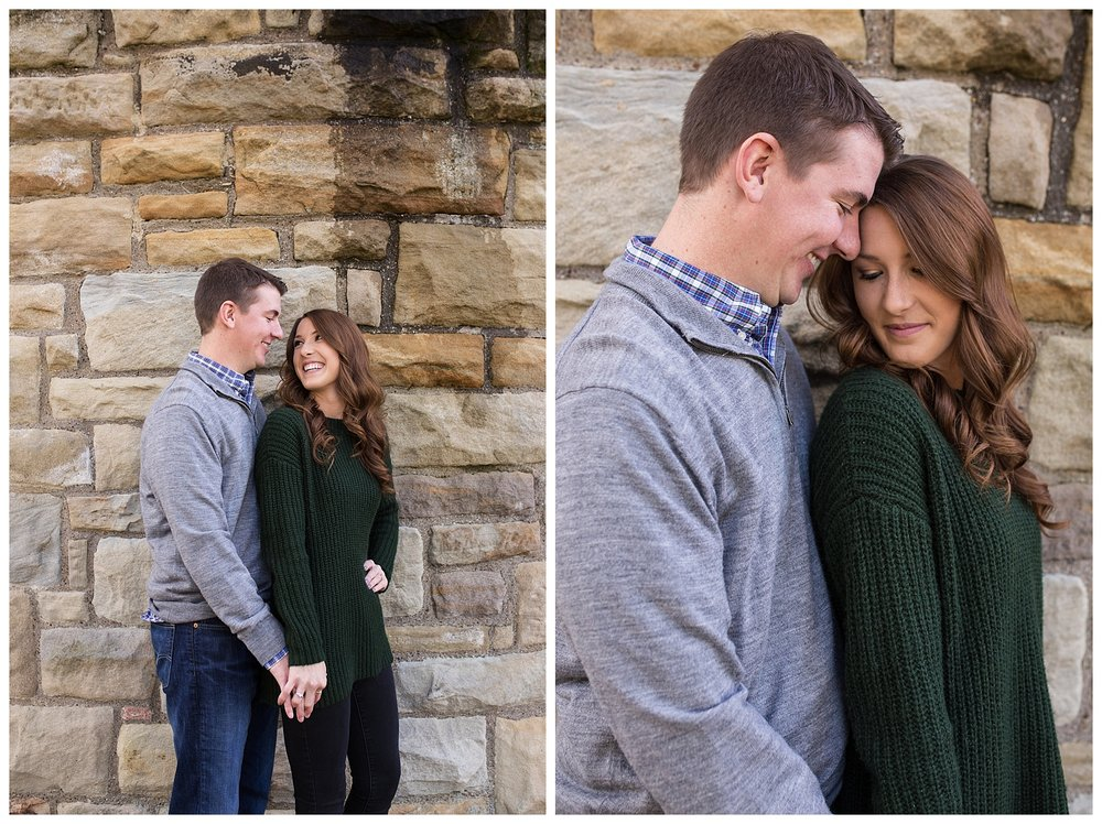 Steubenville, OH Engagement and Wedding Photography