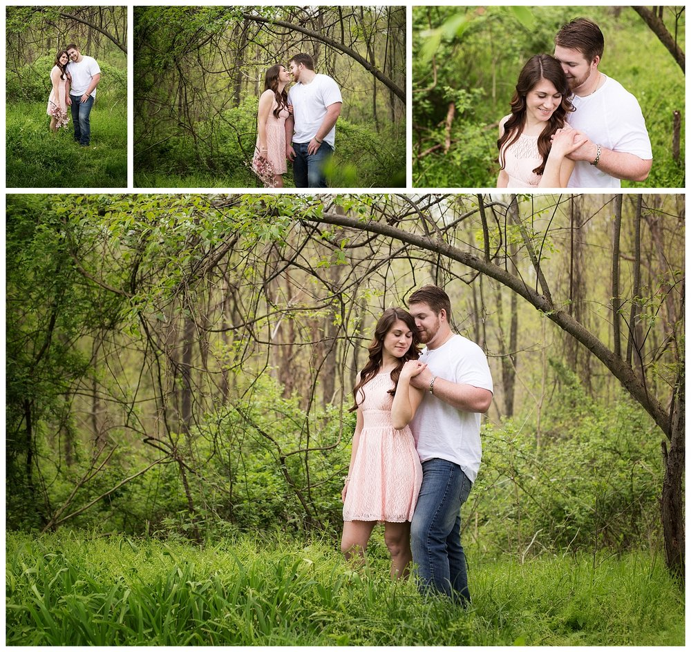 Wellsburg, WV Engagement and Wedding Photography