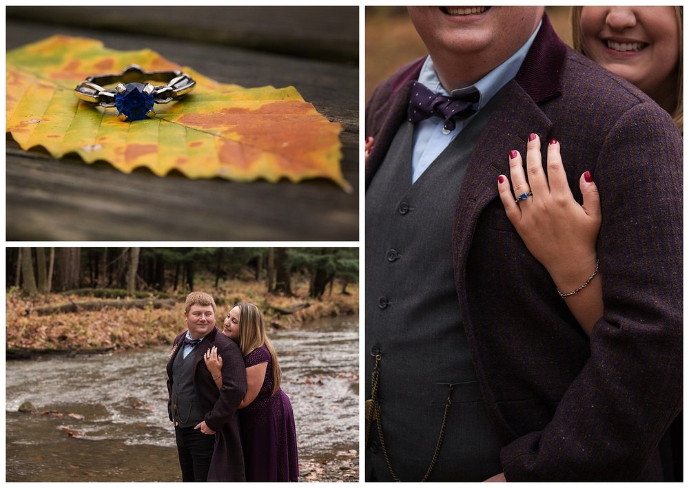 Weirton, WV Engagement and Wedding Photography