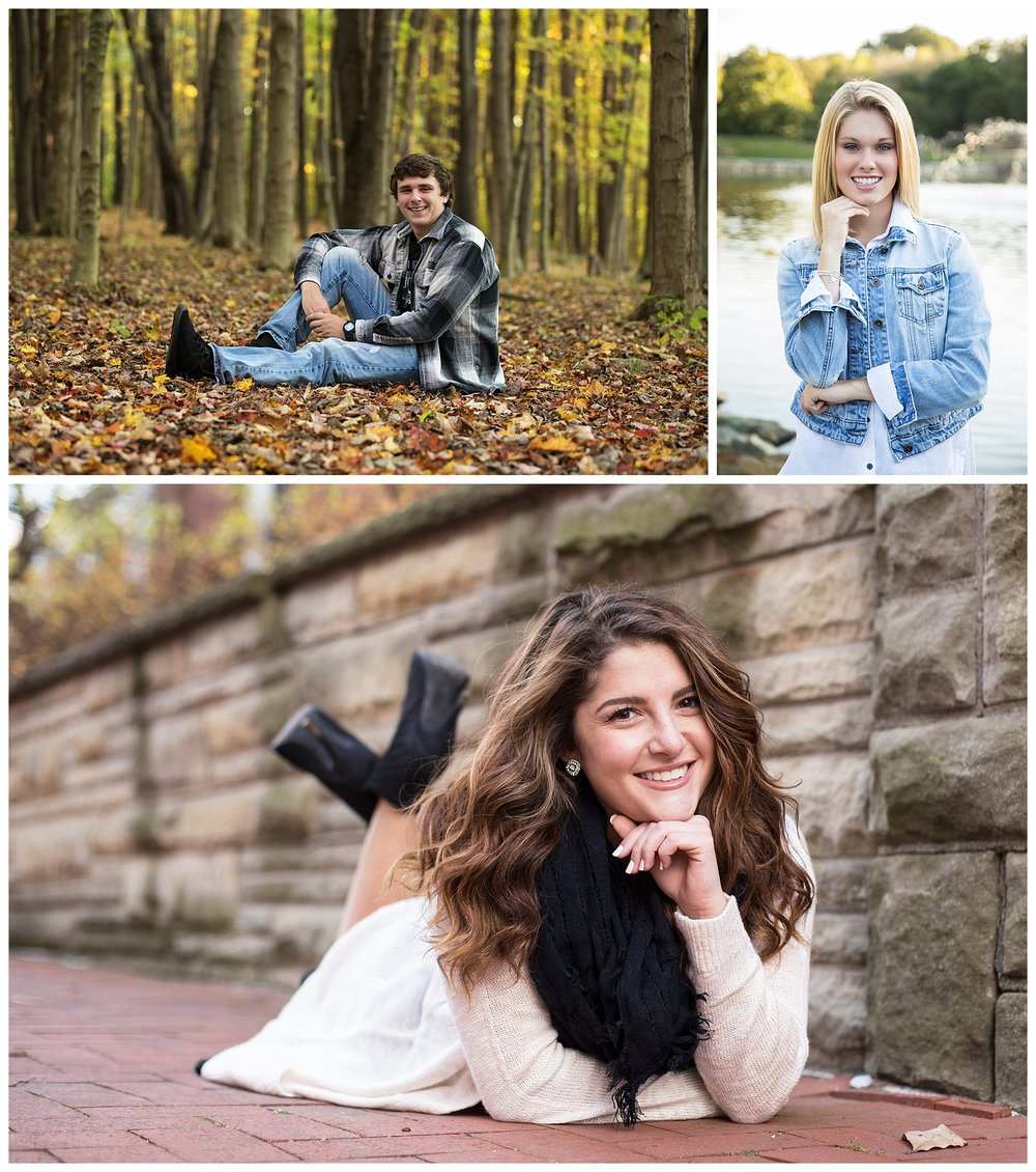 Wellsburg, WV High School Senior Photography