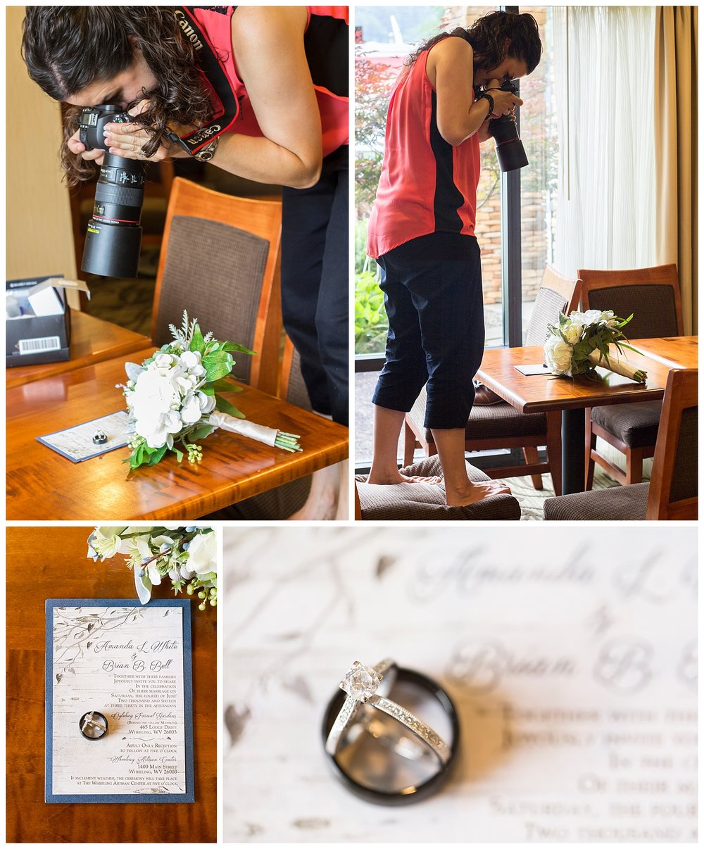 Wheeling, WV Wedding Photography