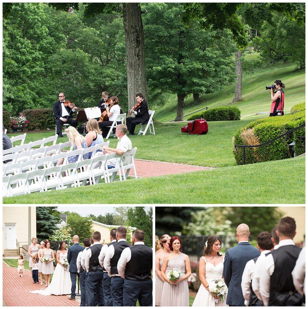 Oglebay Formal Gardens Wedding Photography