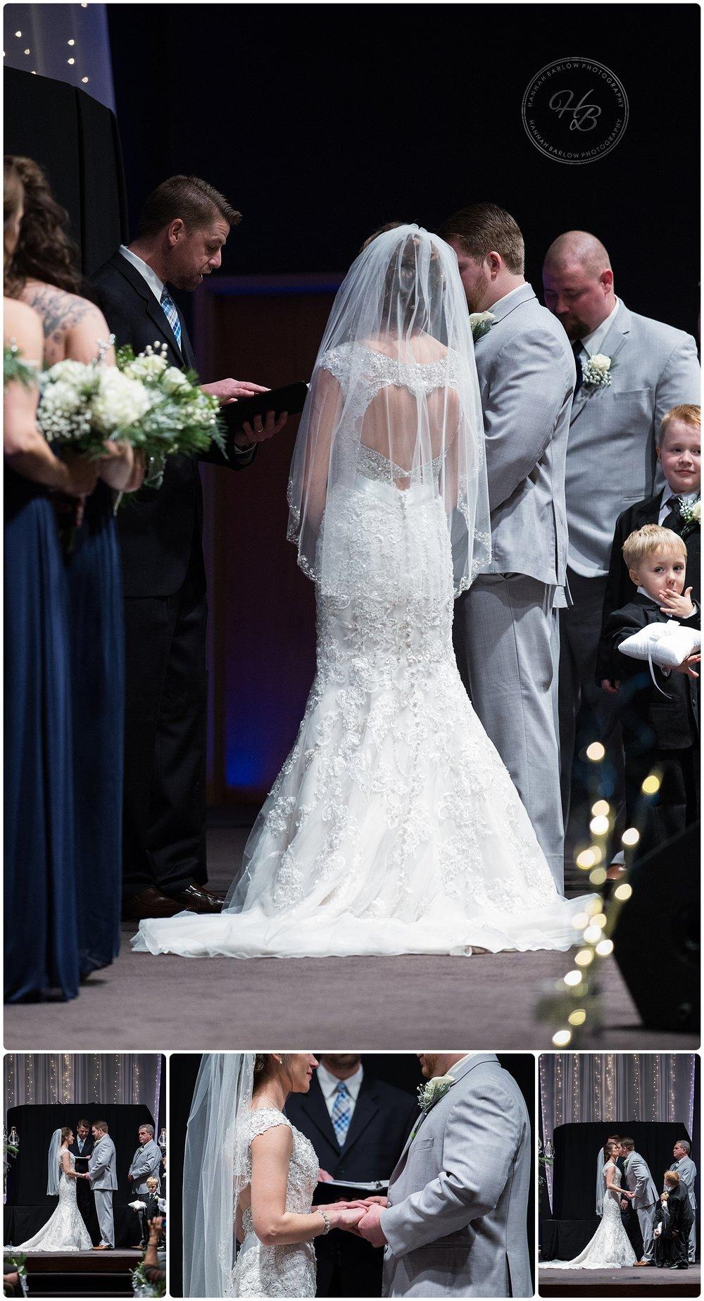Brooke Hills Free Methodist Church Wedding