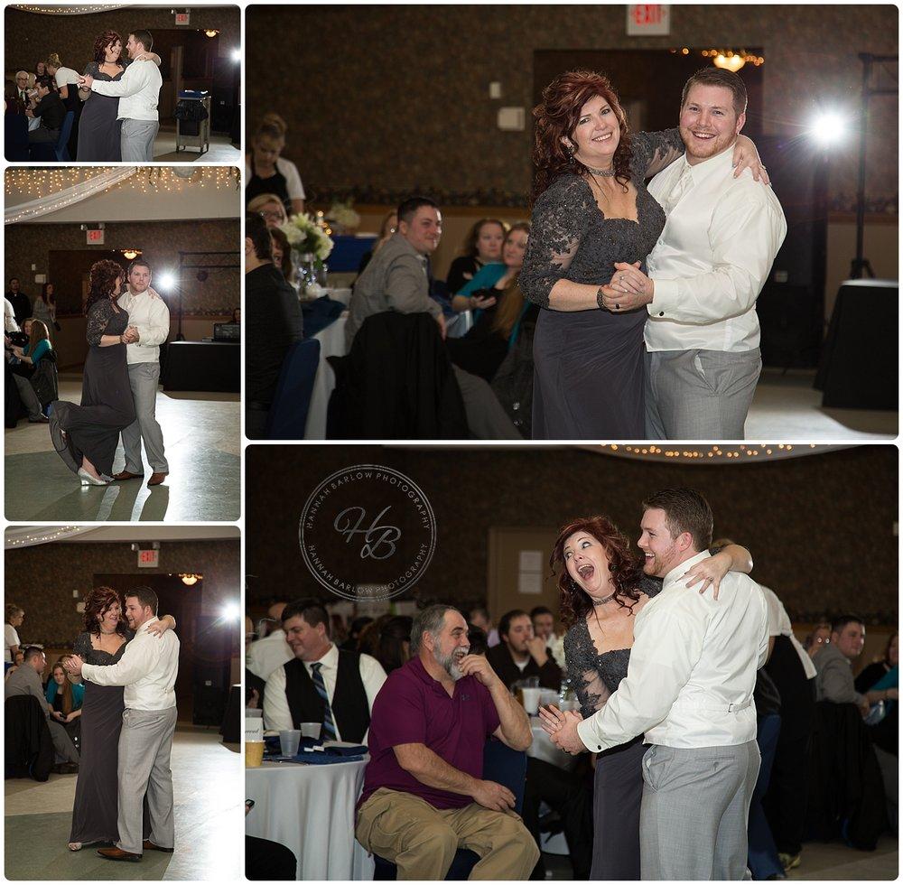 Mother Son Dance Follansbee WV