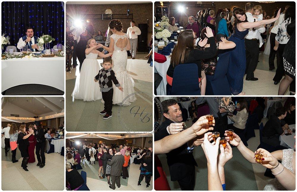 St. Florian Wedding Reception