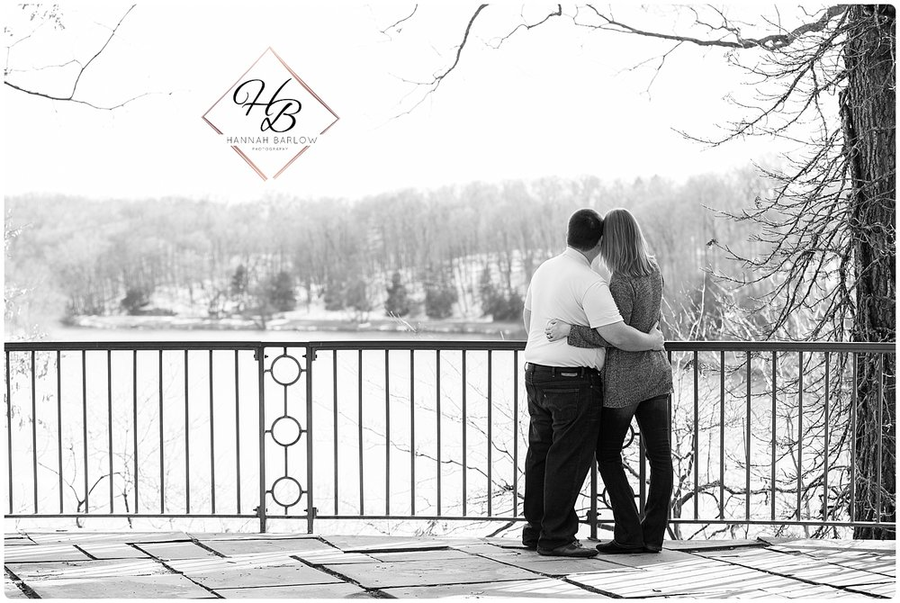 Youngstown, OH Engagement Photo