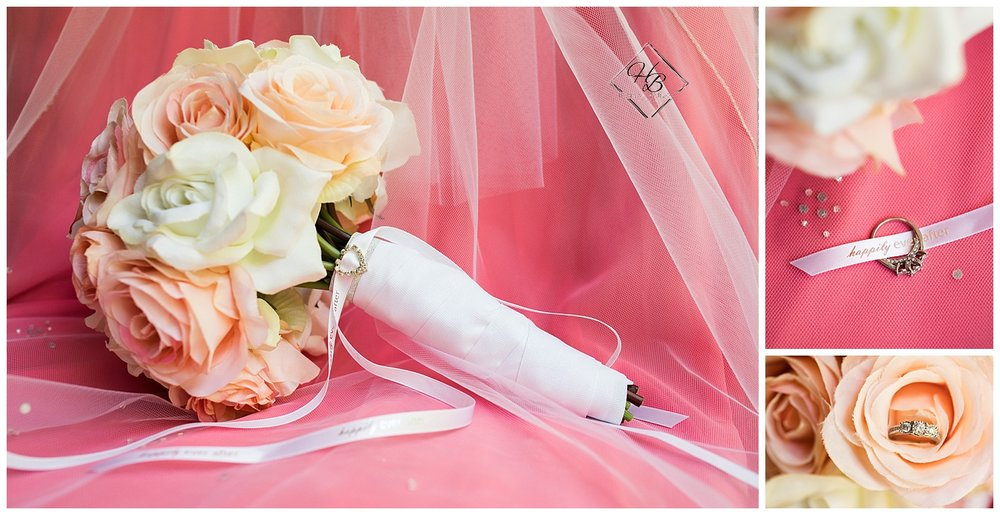 Youngstown, OH Fairytale Wedding Bouquet