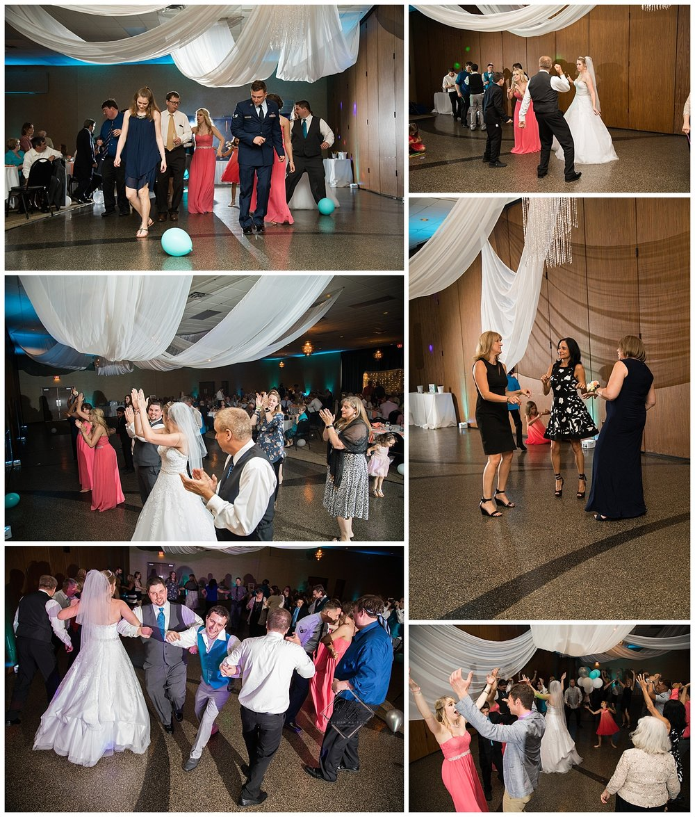 Youngstown, OH Fairytale Wedding Maronite Center Reception
