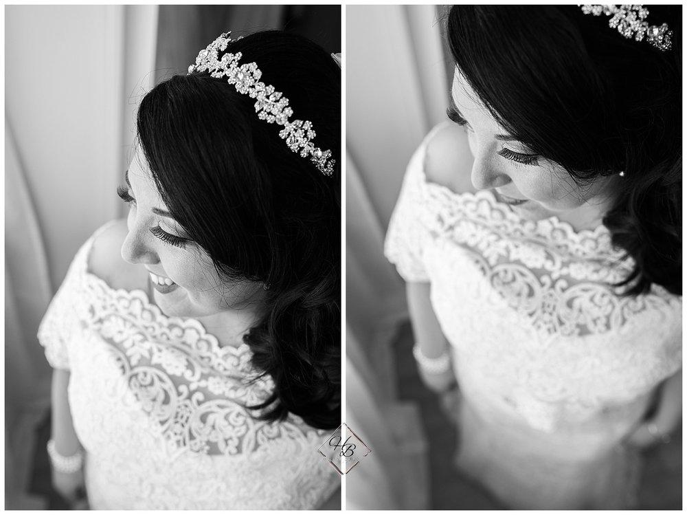 Irons Mills Vintage Wedding Bridal Photo