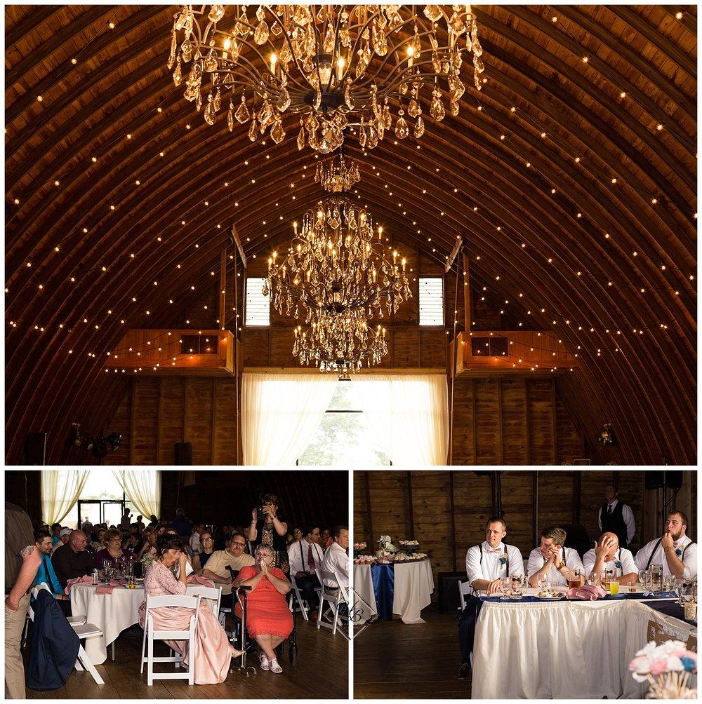 Irons Mills Vintage Wedding Reception