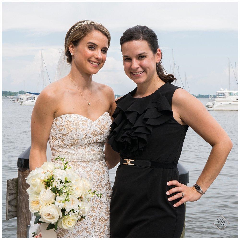 Hayley & Hannah - Annapolis Wedding, 2017