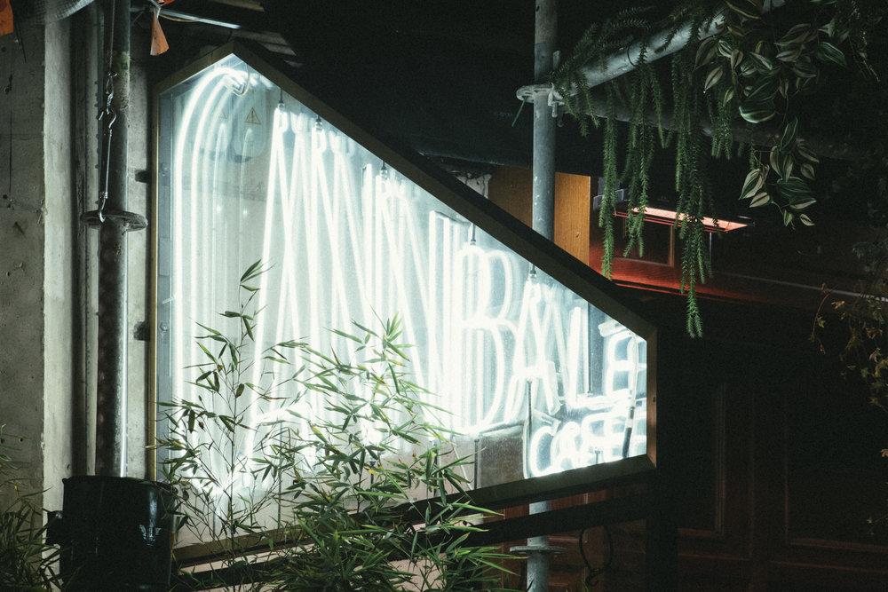 Bienvenue au Cannibale Café