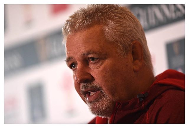 🗣️ ANNOUNCEMENT! Warren Gatland makes his @WelshRugbyUnion @SixNationsRugby squad announcement.
