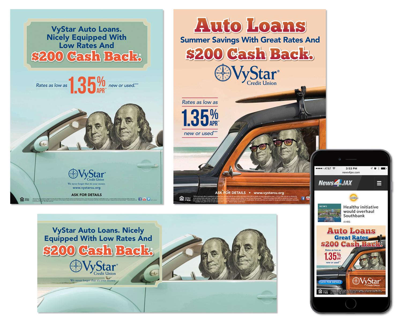 Summer Auto Loan Campaign