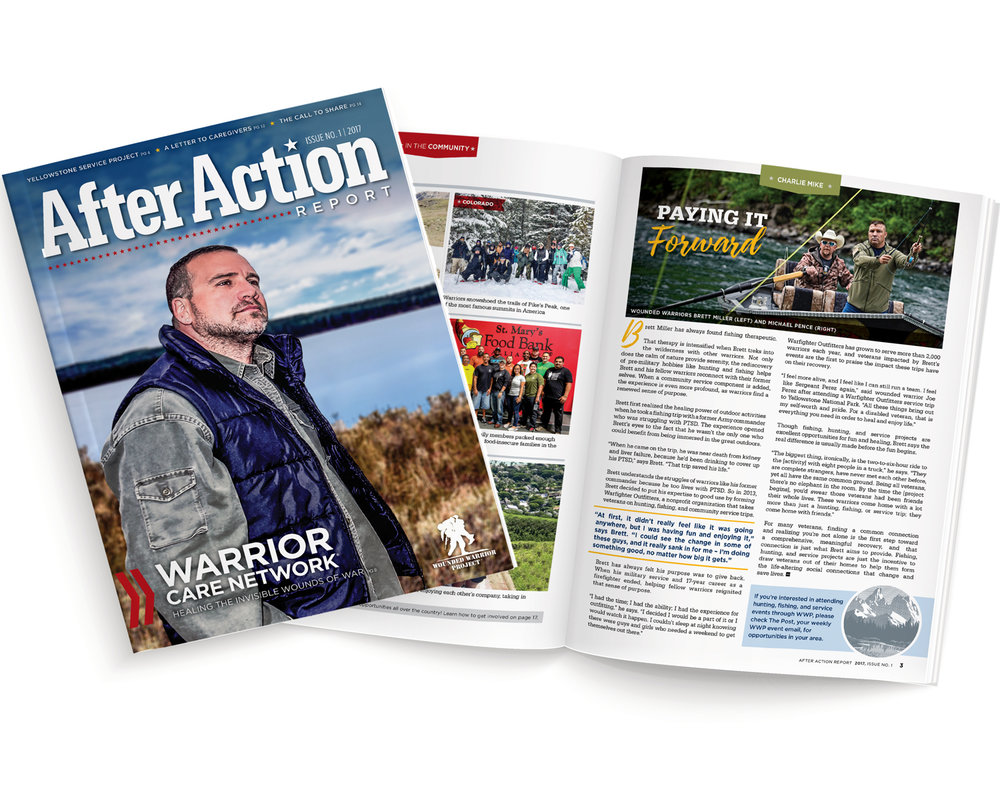 Quarterly Publication – WWP After Action Report