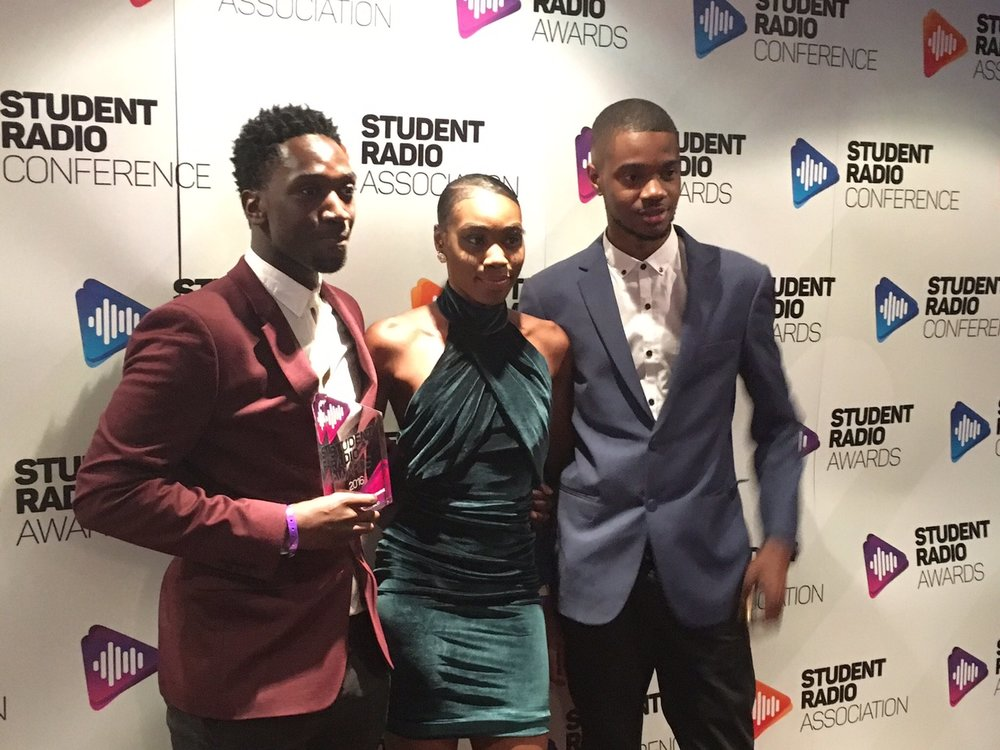 Young Radio Presenters making history! Congratulations Joel Ryan, Kyra Wills and Robert Bruce. We are proud of you. Keep Winning.