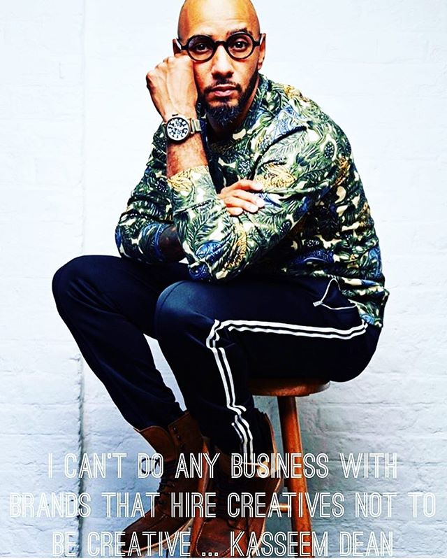 #LetTheCreativesBeCreatives Simples. Wise words from #SwizzBeatz 🇬🇧