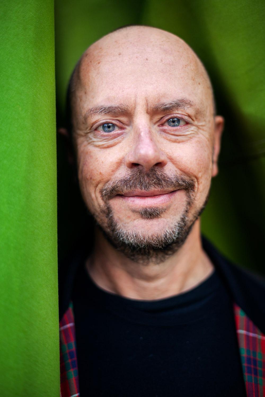 Ulf Kvensler, screenwriter and author