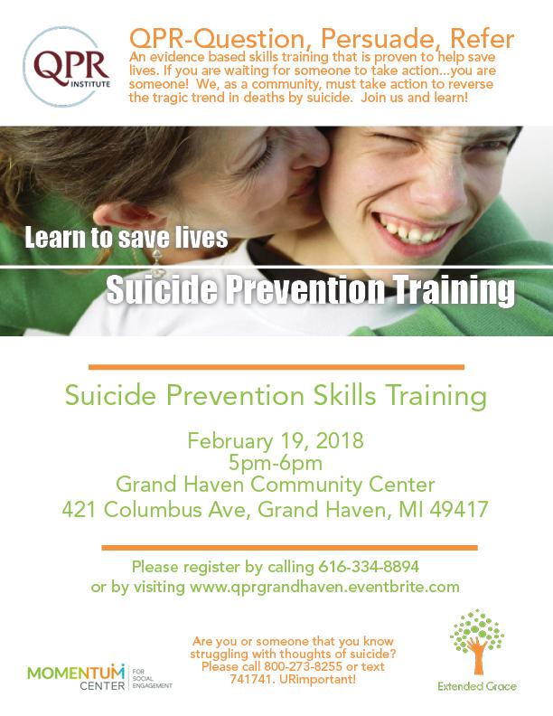 QPR Suicide Prevention Grand Haven Feb 19 2018.png