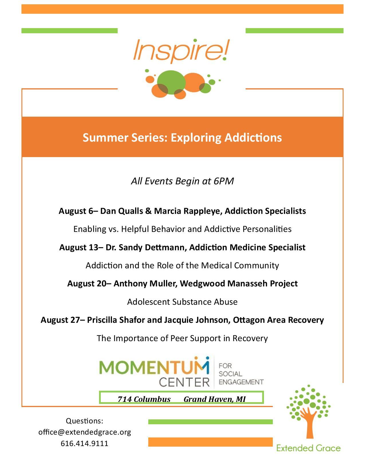 Exploring Addictions: Enabling Vs  Helpful Behavior and