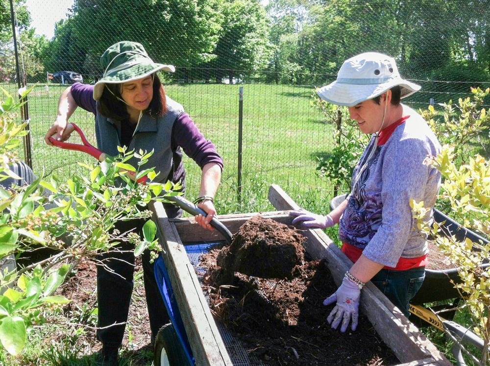 camphill soltane herb garden class