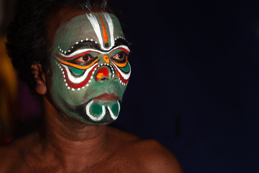 Therukoothu Artist