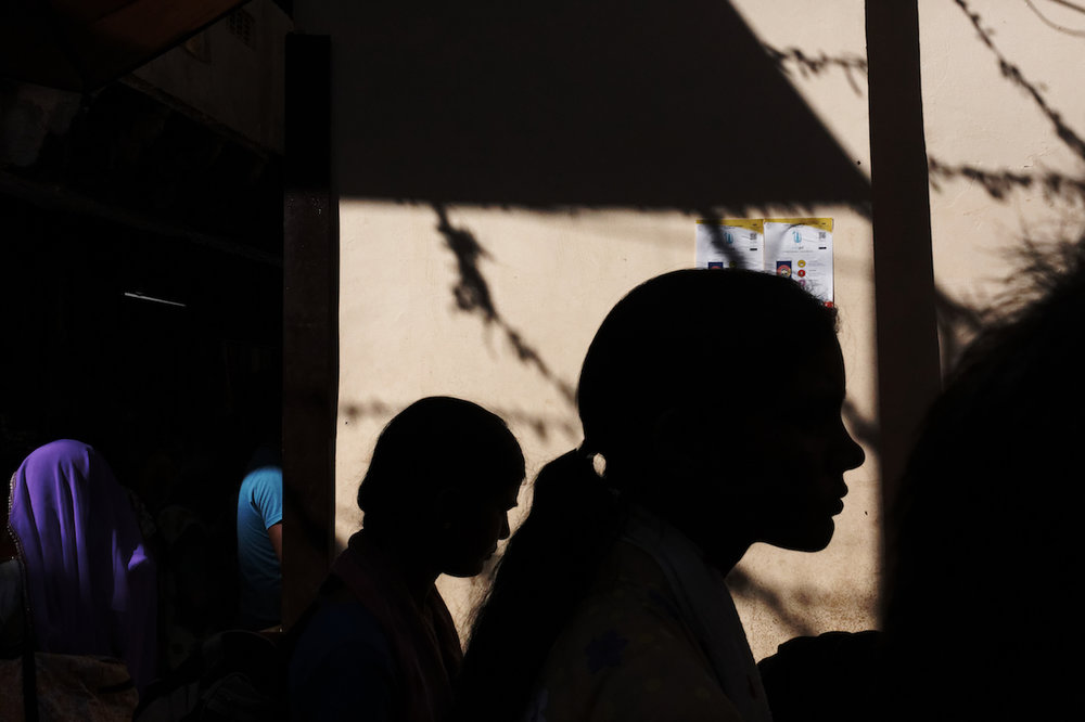 Street Photography - Silhouettes -
