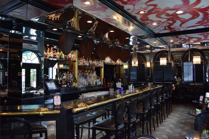 Palm Beach bar