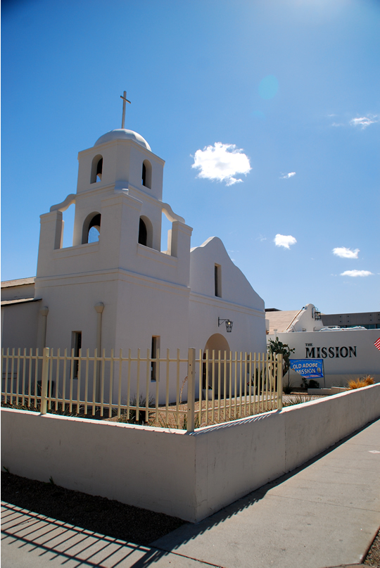 The Mission, photo from  Scottsdale Dining