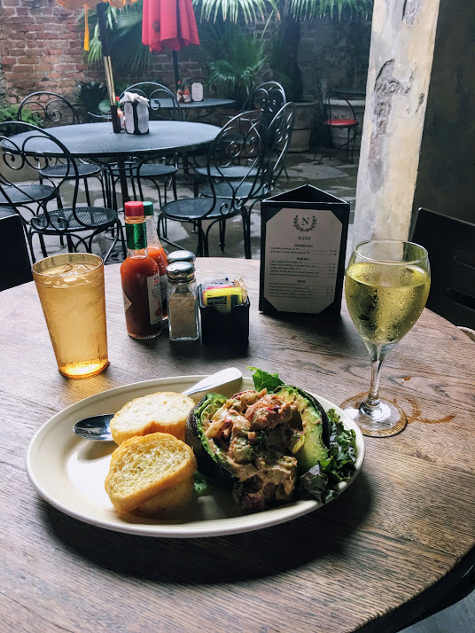 Napoleon House  is a must-try New Orleans restaurant!