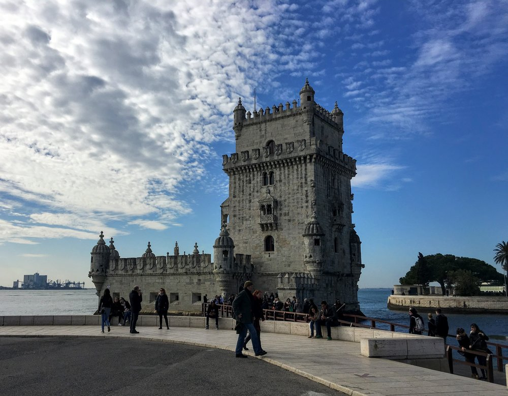 Belém Tower in Lisbon